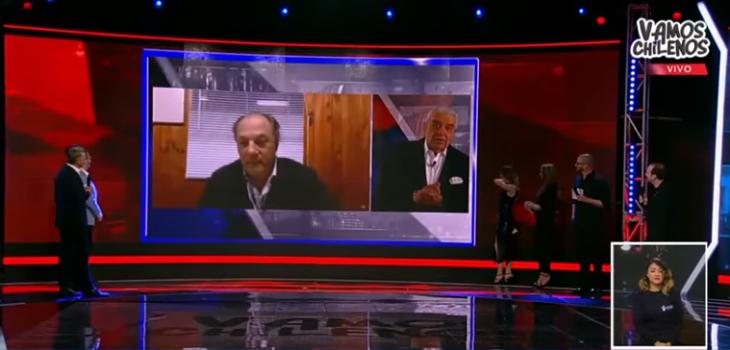 Don Francisco agradece aporte de CPC a Vamos chilenos