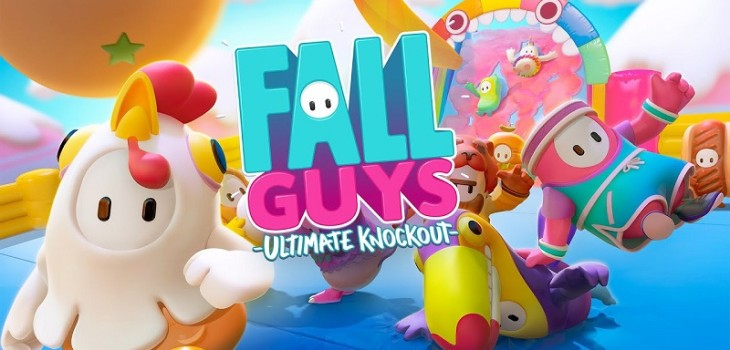 La jugada de Fall Guys antes de saltar a otras consolas