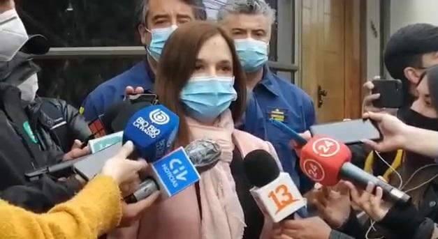 fiscal habla de madre de Ámbar