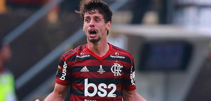 Confirman que defensor de Flamengo que jugó partido de Copa Libertadores dio positivo por COVID