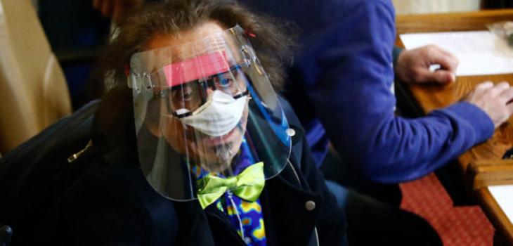 Reportan cinco personas intoxicadas por el dióxido de cloro que promueve diputado Florcita Alarcón