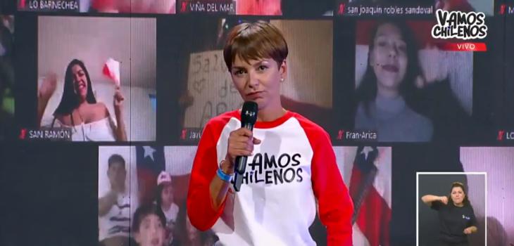 Fran García-Huidobro emplazó a sus vecinos por donaciones: