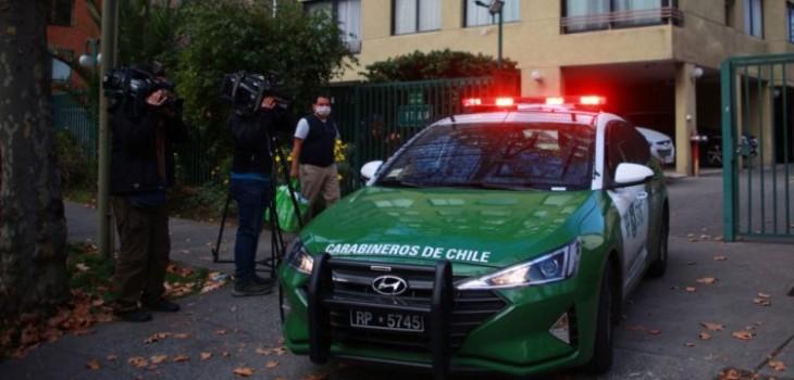 Hombre sorprendido violando a su madre en Las Condes queda en prisión preventiva
