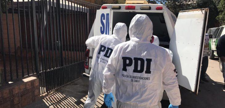 Investigan nuevo femicidio en Lampa: acusado fue detenido luego de huir al ser descubierto