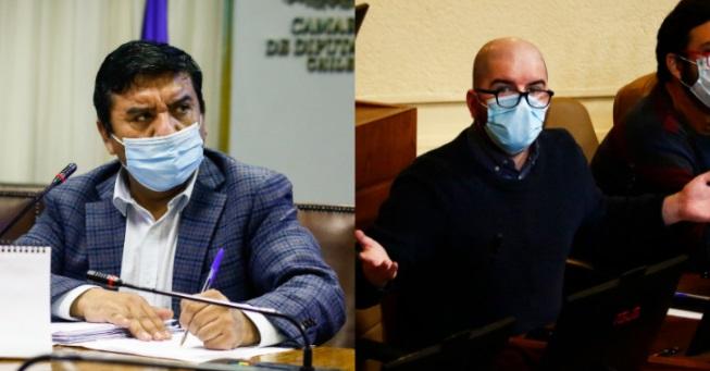 Comisión de Ética de la Cámara decide sancionar a diputados Jackson y Velásquez