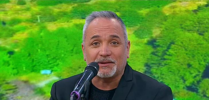 Luis Jara reapareció en 'Mucho Gusto' tras meses sin salir en pantalla