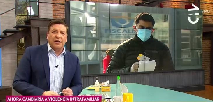 JC Rodríguez critica caso Calderón