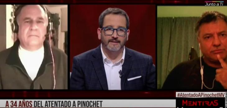 Atentado contra Pinochet