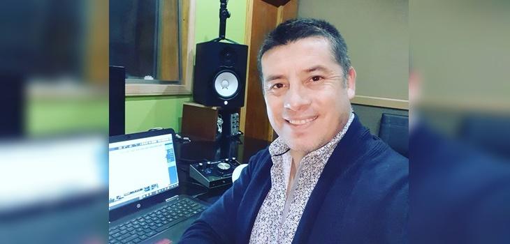 Leandro Martínez se contagió de coronavirus