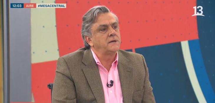 Pablo Longueira sorprende al declarar que está trabajando en liberar a los asesinos de Jaime Guzmán