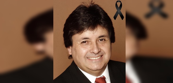 falleció histórico baterista Luis Astudillo