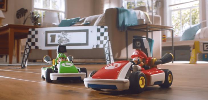 ¿Jugar Mario Kart en el living de tu casa? Esto es todo lo que tienes que saber del 'Home Circuit'