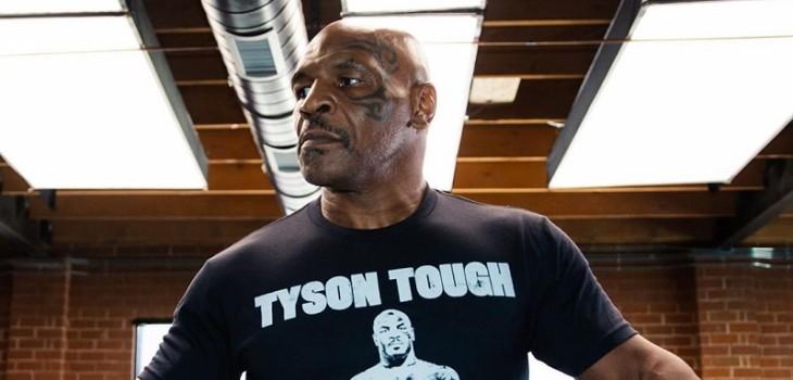 el plan de trabajo de Mike Tyson para volver al ring