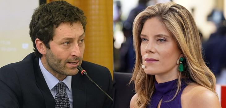 Mónica Rincón respondió a grave acusación de diputado Coloma en Twitter: Le pido más responsabilidad