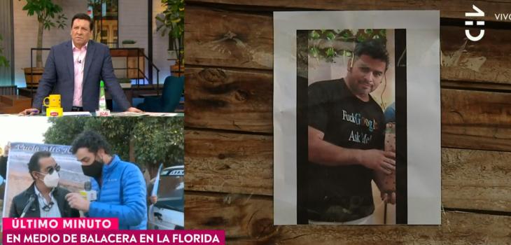 El otro crudo detalle del asesinato de padre que intentó salvar a hijo: SML retiró cuerpo en velorio
