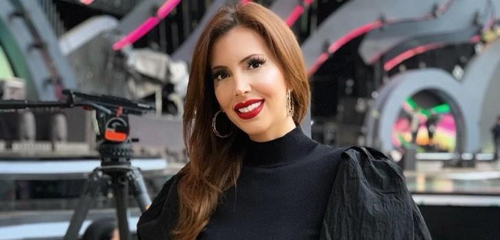 Nataly Chilet regresa a la tv en TV+
