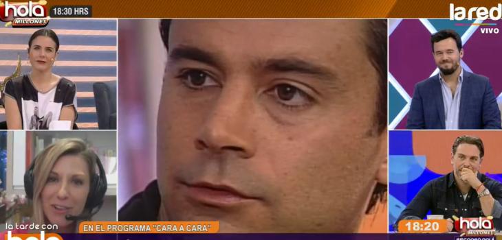 Neme relató detalles inéditos de cómo se vivió en TVN el día que pasó el accidente de Juan Fernández