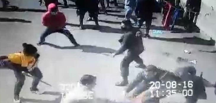 ataque internos gendarmes