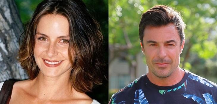 Carolina Fadic y Giancarlo Petaccia