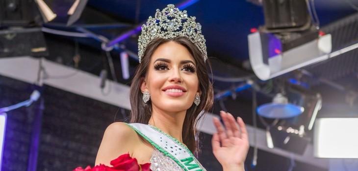 Representante de la Patagonia es la nueva Miss Earth Chile