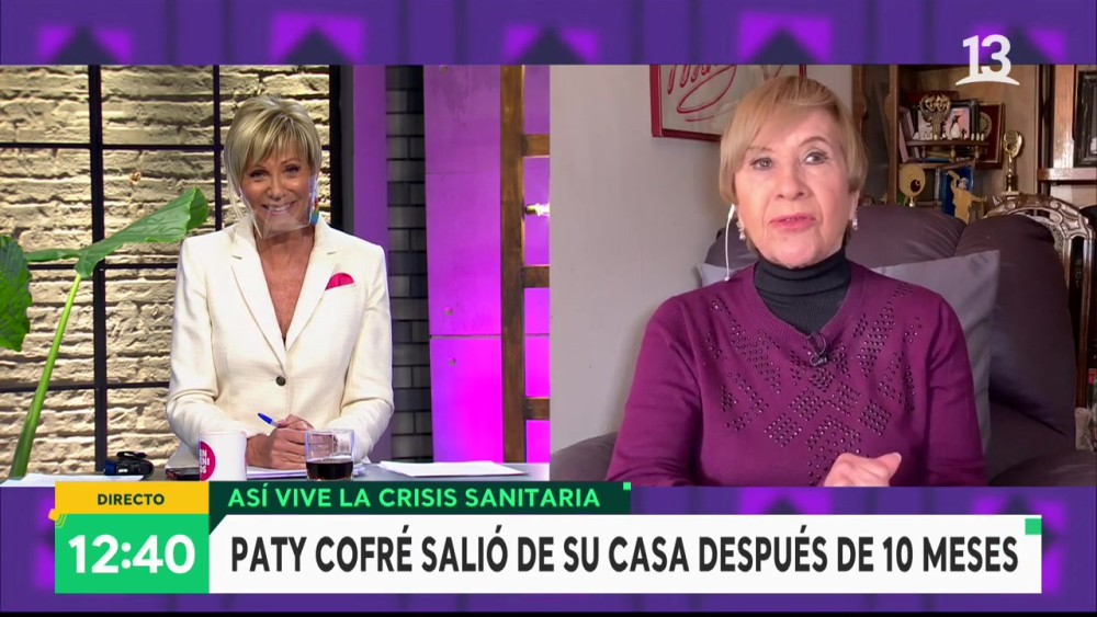 Paty Cofré