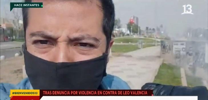 Arturo Guerrero retó a notero de Bienvenidos