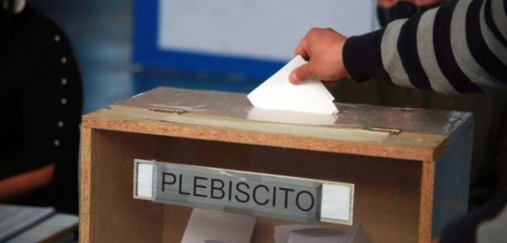 Las sanciones que arriesgarán contagiados con COVID-19 que sean sorprendidos votando en plebiscito