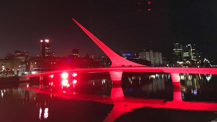 Puente de La Mujer | Embajada de Chile en Argentina