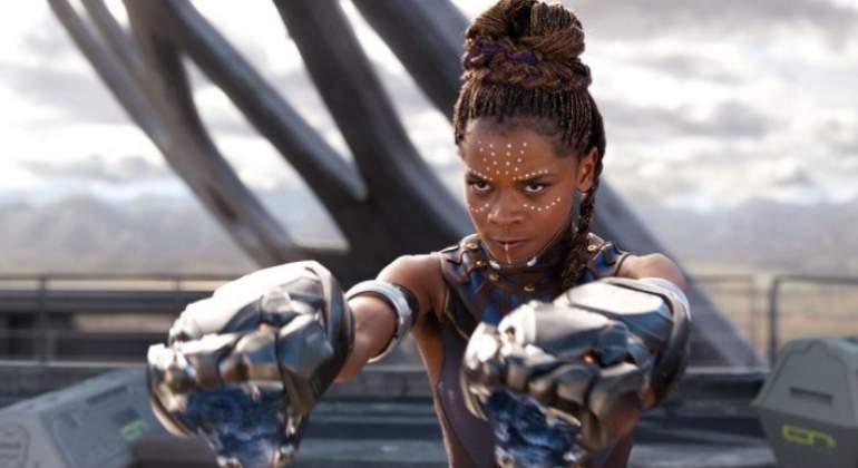 Letitia Wright como Shuri   Black Panther   Marvel