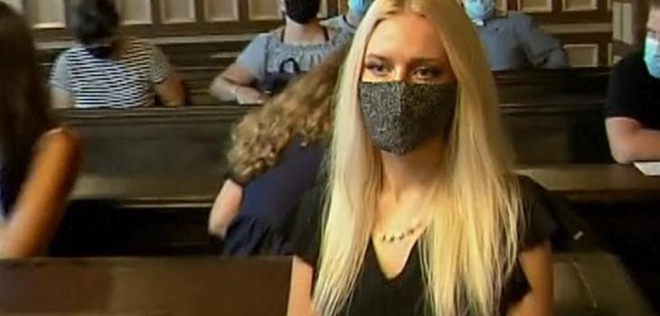 Captura de video, Sky News