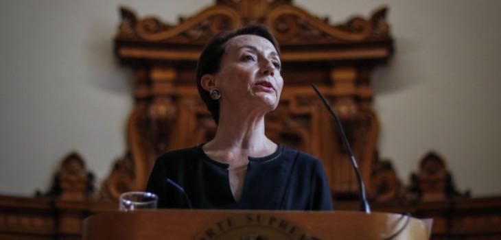 Suspensión de Donoso no cayó bien en el Poder Judicial y Corte Suprema le envía mensaje al Senado