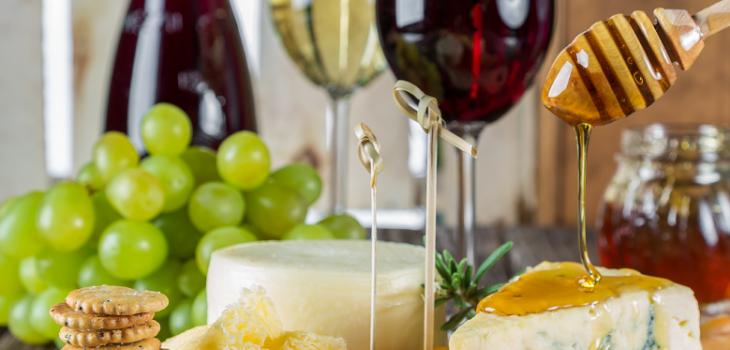 tips para probar el maridaje con queso en el Día del vino