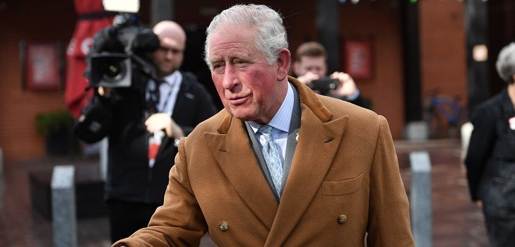 El abrigo del príncipe Carlos que lleva usando hace más de 30 años