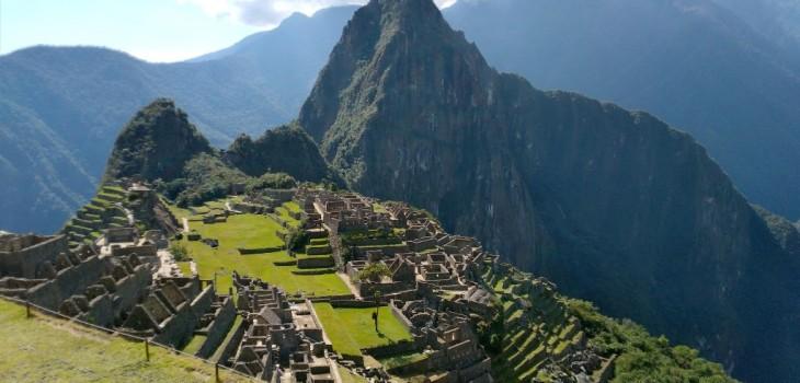 Japonés conoció Machu Picchu después de esperar 7 meses