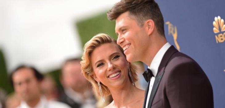 Scarlett Johansson se casó