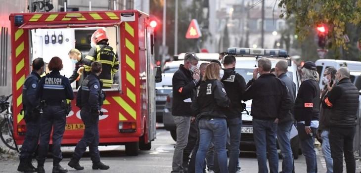 Nuevo ataque en Francia: sacerdote ortodoxo fue baleado en Lyon y sospechoso huyó