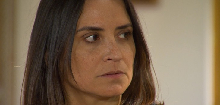 Francisca Gavilán reveló que vendrán más muertes en Verdades Ocultas: Eliana se desquiciará del todo