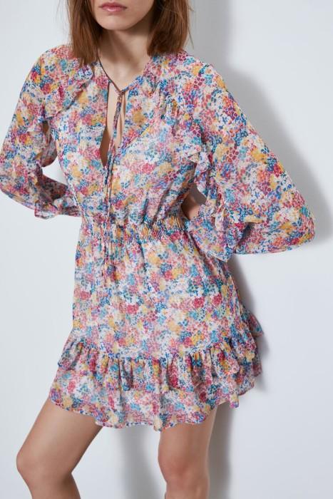 El vestido que usó princesa Leonor que es ideal para esta primavera/verano: se agotó en tres días