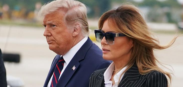 Grabación de Melania Trump quejándose sobre críticas por separación de familias migrantes