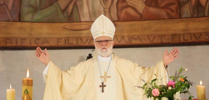 Arzobispo de Santiago y quema de iglesias