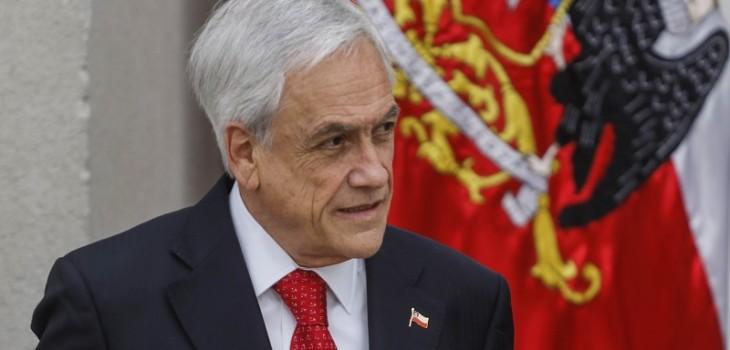 Piñera anuncia reclamación a la ONU por territorio submarino en la provincia de Rapa Nui