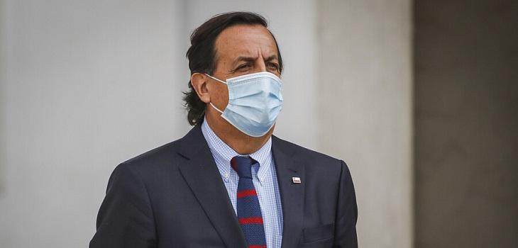 Ministerio del Interior Víctor Pérez