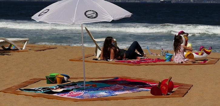 Protocolo en playas del Minsal