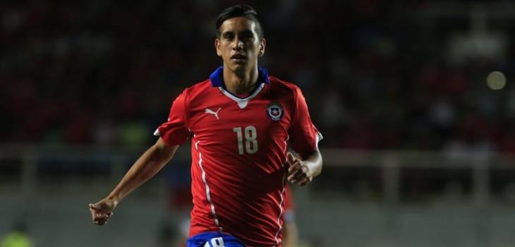 Andrés Vilches fue liberado de la convocatoria de la selección chilena