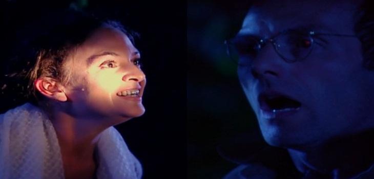 Doctor de Aquelarre se entera que Silvana es la novia de la noche