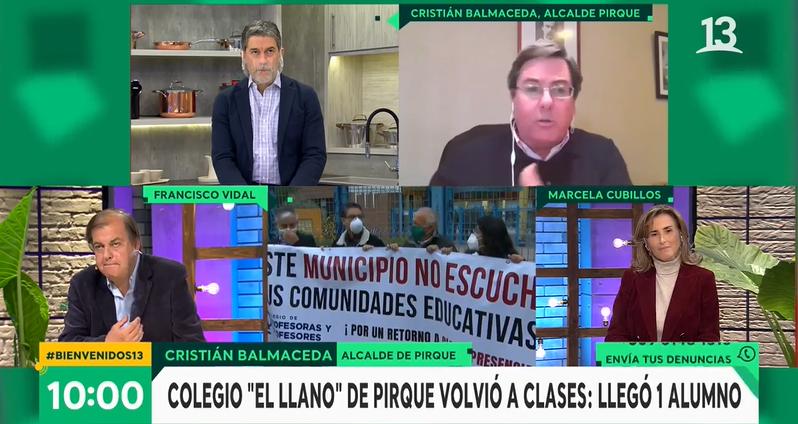 Bienvenidos |Canal 13