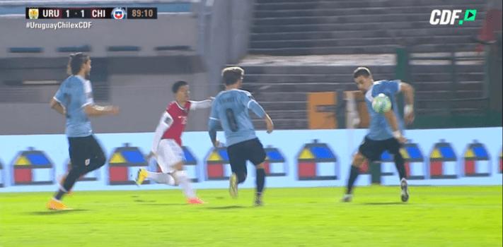 Chile Uruguay Qatar 2022