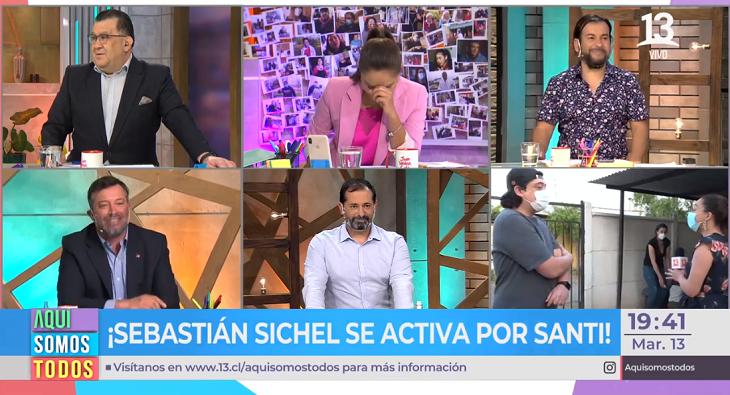 Clarisa Muñoz confundió a Sebastián Sichel