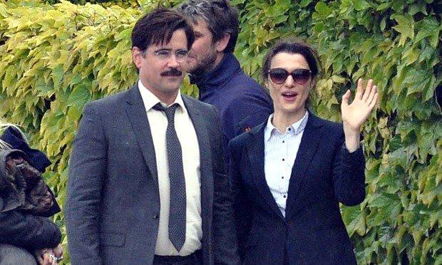 Colin Farrell en Langosta