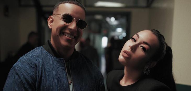 Hija de Daddy Yankee causó furor en redes sociales bailando reguetón